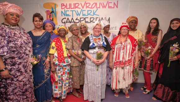 Global Women Day 25 maart 2017 Buurthuis Holendrecht